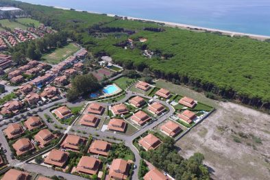VILLAS FOR SALE IN CALABRIA, 5 MINUTES' WALK FROM THE BEACH