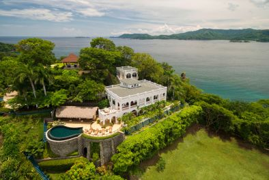 OCEANFRONT VILLA WITH INFINITY POOL FOR SALE PLAYA FLAMINGO,COSTA RICA