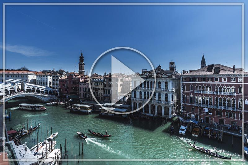 LUXURY PENTHOUSE FOR SALE ON THE CANAL GRANDE, VENEZIA