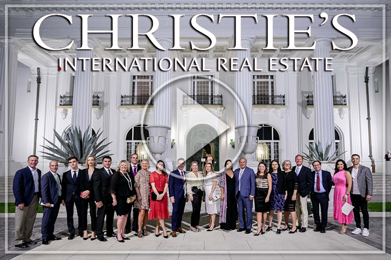 CHRISTIE'S INTERNATIONAL REAL ESTATE OWNERS CONFERENCE, ПАЛМ-БИЧ 2020