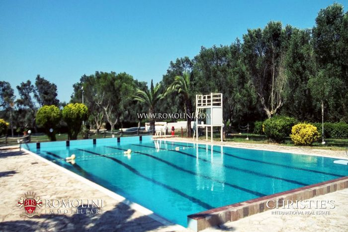 MASSERIA FOR SALE APULIA, SALENTO