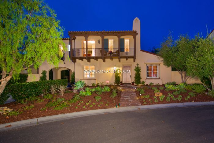 SPANISH-STYLED VILLA FOR SALE IN SANTALUZ, CALIFORNIA
