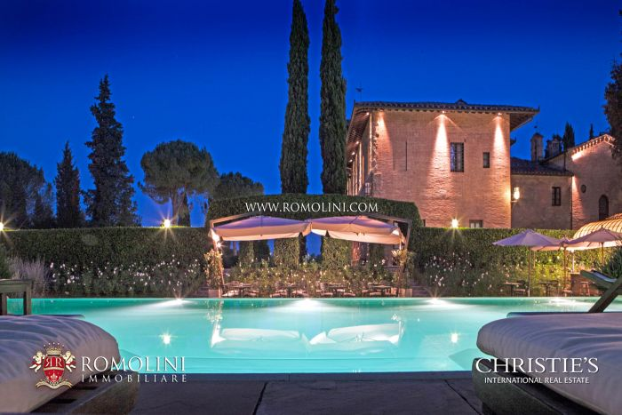 SAN GIMIGNANO: 20-KEY BOUTIQUE HOTEL FOR SALE IN TUSCANY