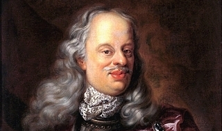 A portrait of Cosimo III de' Medici, the Grand Duke who first established the borders of Chianti region